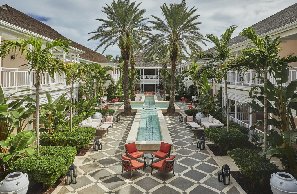 The Ocean Club, A Four Seasons Resort, Bahamas,