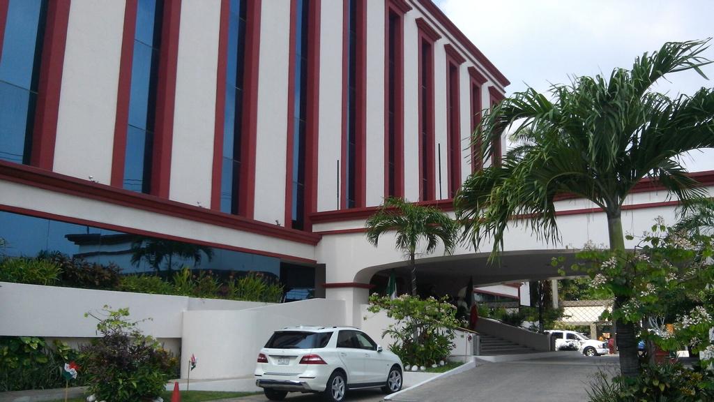 Hotel Maya Tabasco, Centro