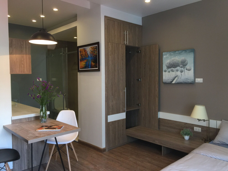 Unique Serviced Apartment, Cầu Giấy