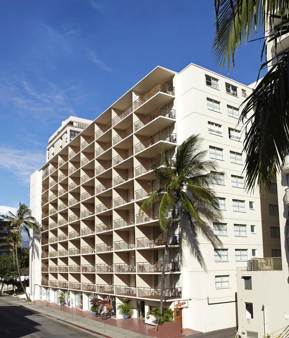 Pearl Hotel Waikiki, Honolulu