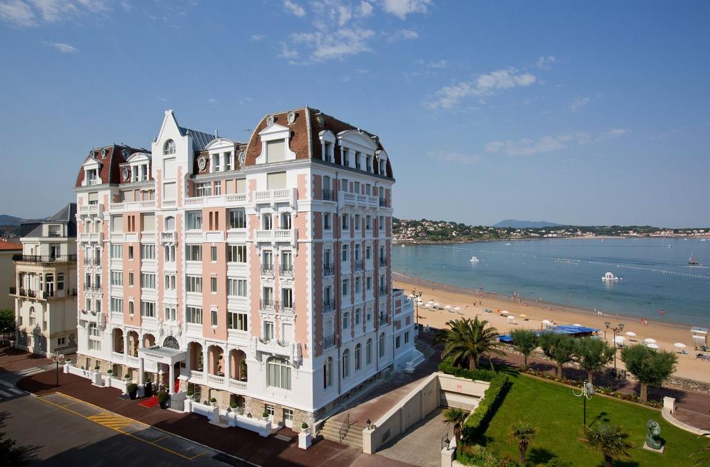 Grand Hôtel Thalasso et Spa, Pyrénées-Atlantiques