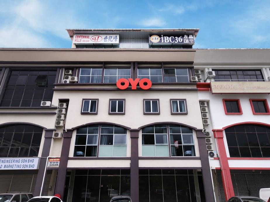 OYO 897 iBC36 Business Stay, Kuching