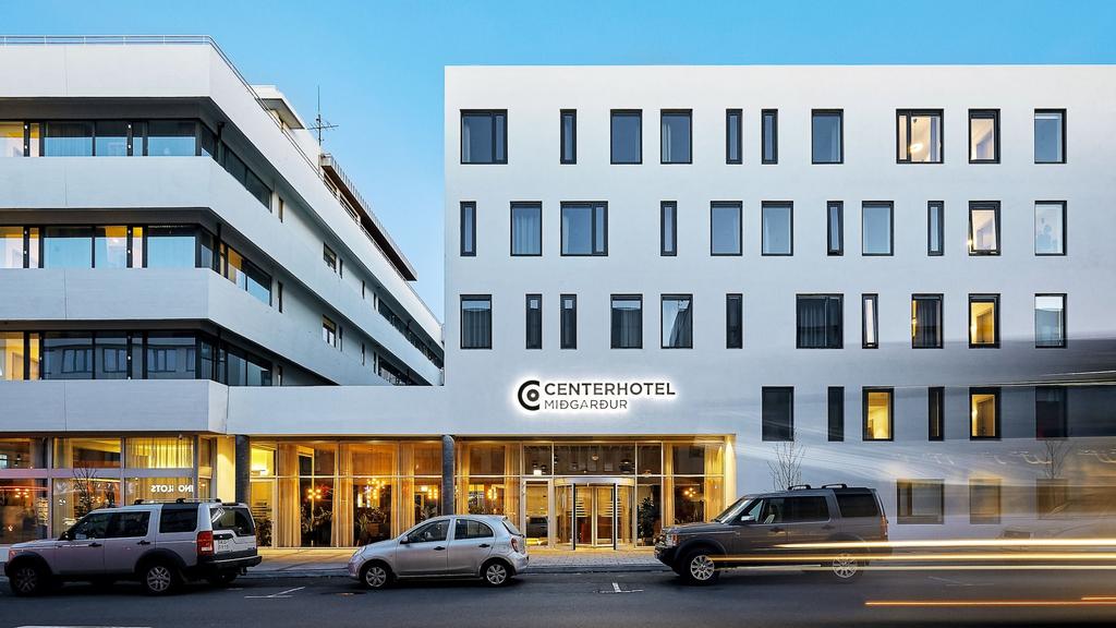 CenterHotel Midgardur, Reykjavík
