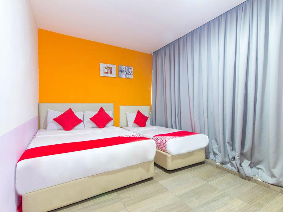 OYO 193 City Kuchai Hotel, Kuala Lumpur