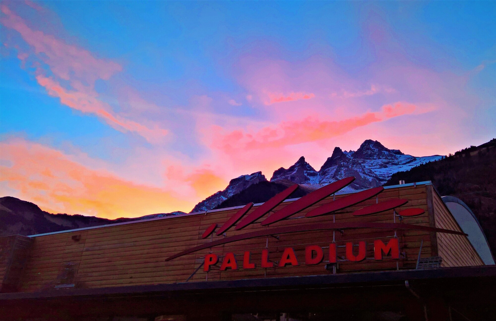 Hotel le Palladium, Monthey