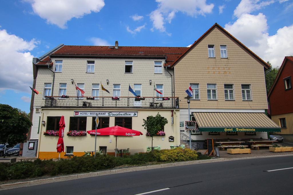 Restaurant & Hotel Druidenstein, Harz