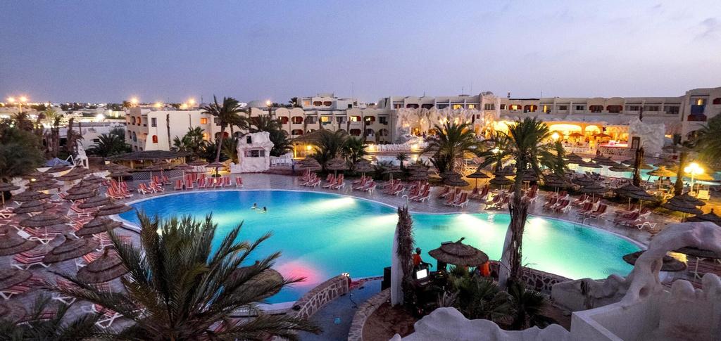 Baya Beach Aqua Park, Djerba Midoun