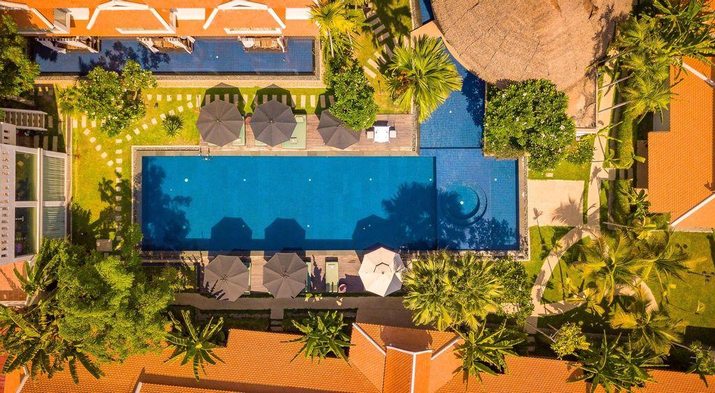 The Embassy Angkor Resort & Spa, Siem Reab
