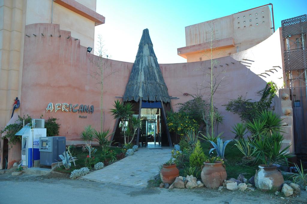 Africana Hotel & Spa, Al-'Amriyah