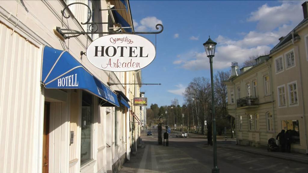 Hotel Arkaden, Arvika