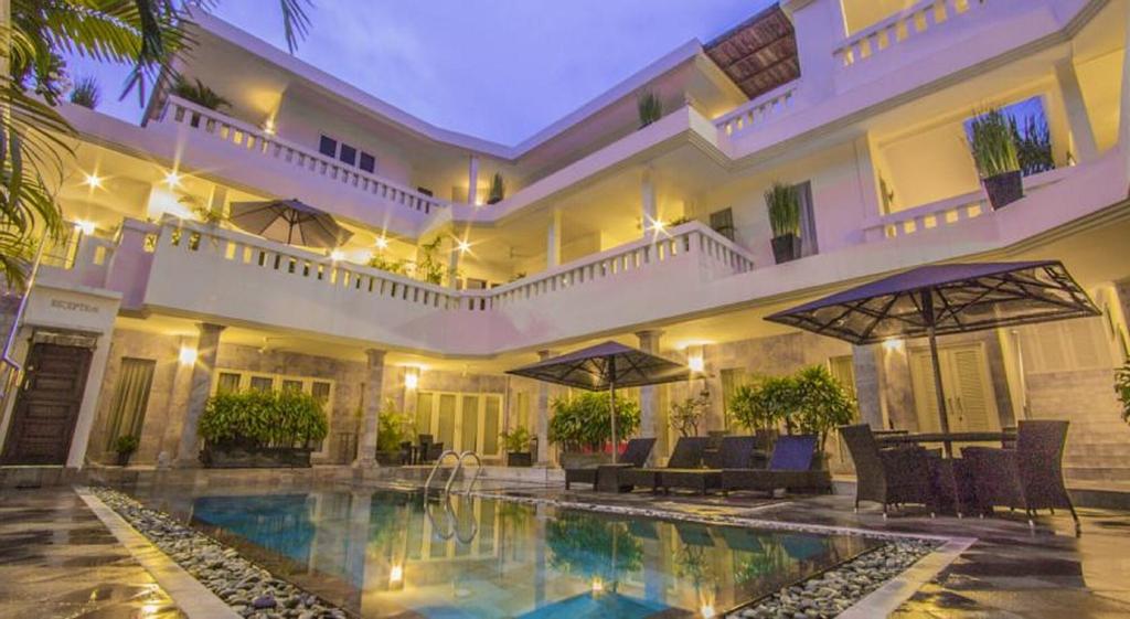 Beach Melati Apartments, Badung