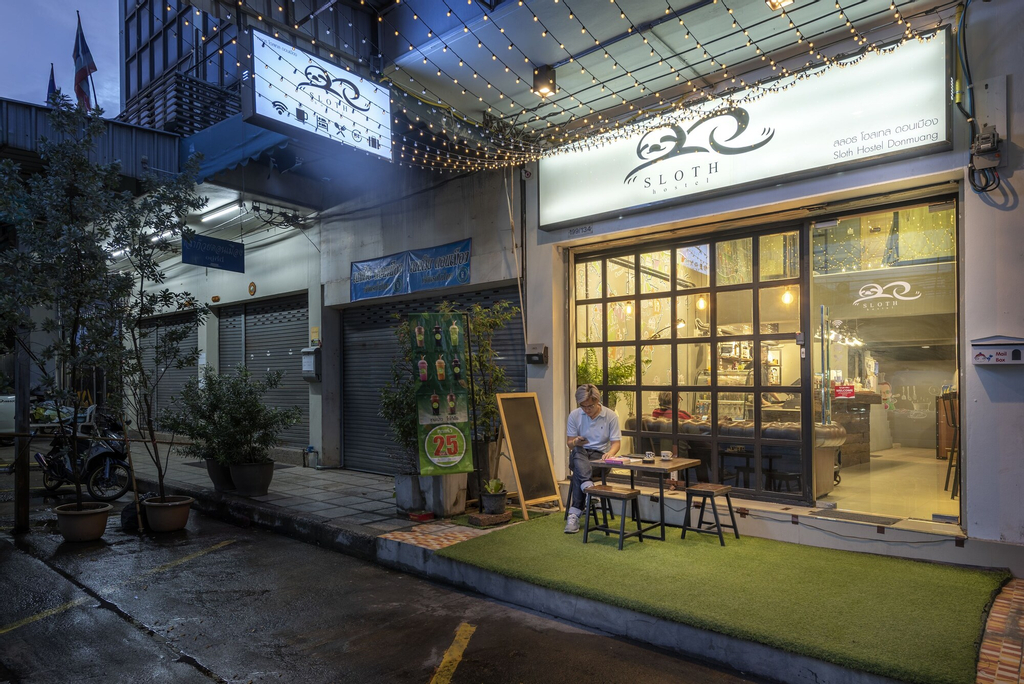 Sloth Hostel Don Mueang Airport, Don Muang