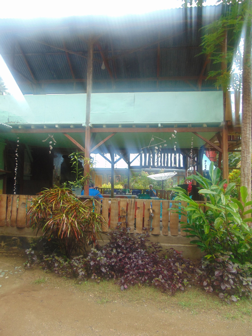 Del Mar Home Stay and Cafe, ngada