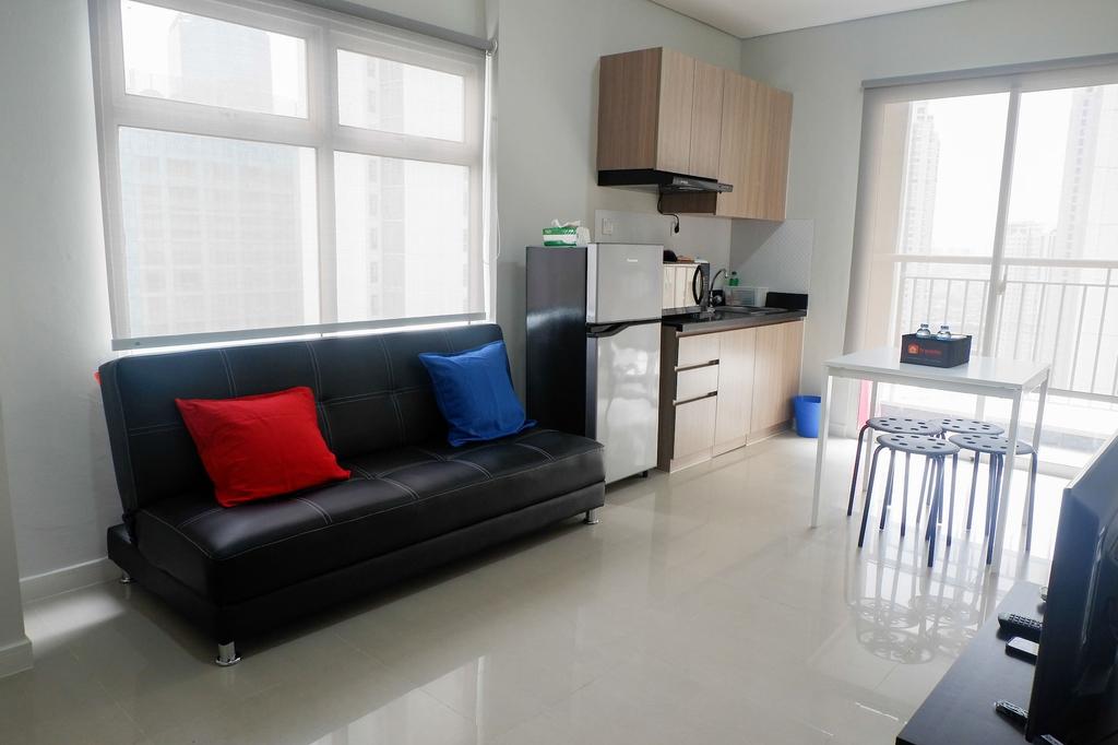 Madison Apartment Beside Central Park Mall, Jakarta Barat