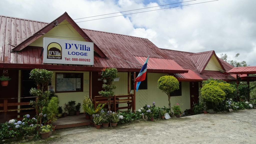 D'Villa Rina Ria Lodge, Ranau