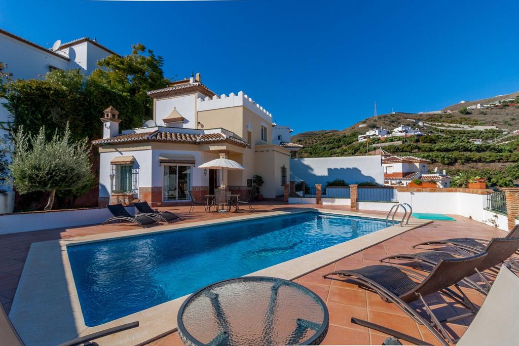 Villa Tamango Hill Canovas Nerja 9, Málaga