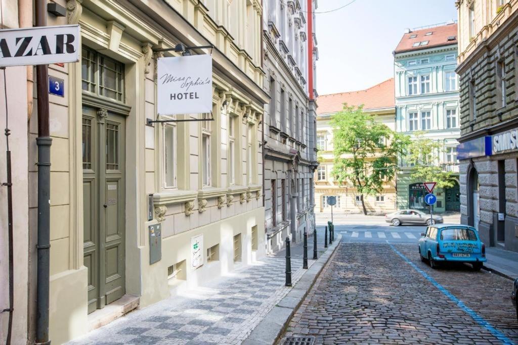 Miss Sophie's, Praha 1