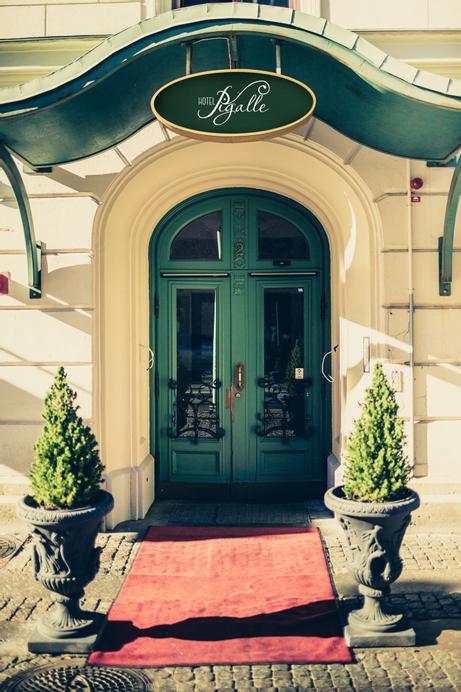 Hotel Pigalle, Göteborg