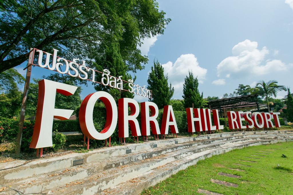 Forra Hill Resort, Muang Loei