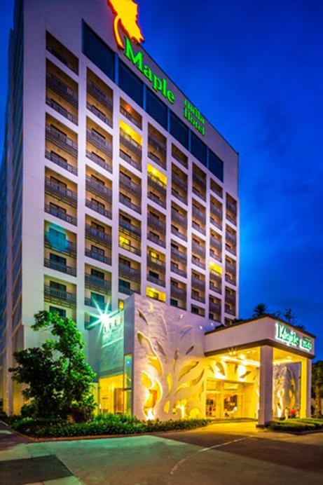Maple Hotel, Bang Na