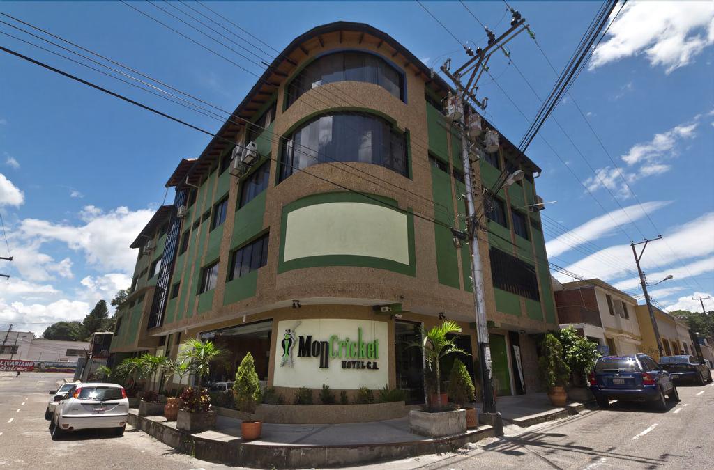Mon Cricket Hotel, San Cristóbal