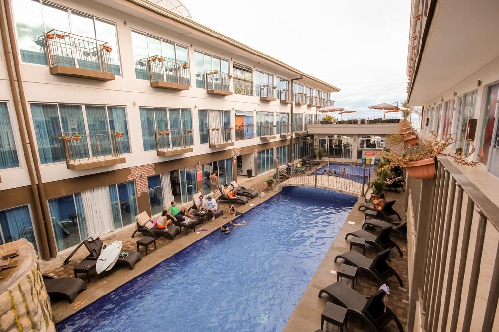 Hotel Tramonto, Garabito