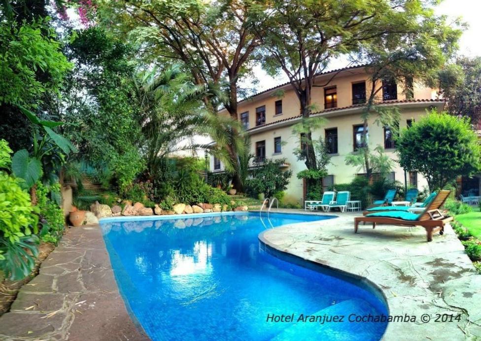 Hotel Aranjuez Cochabamba, Cercado