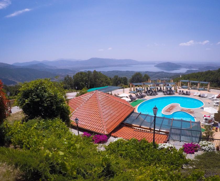 Loggas Hotel, West Macedonia