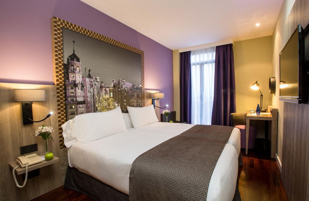 Leonardo Hotel Madrid City Center, Madrid