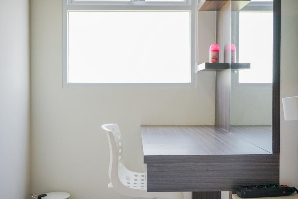 Elegant Studio @ Parkland Avenue Apartment with Best View By Travelio, Tangerang Selatan