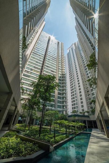 Upper View Regalia Hotel Kuala Lumpur, Kuala Lumpur