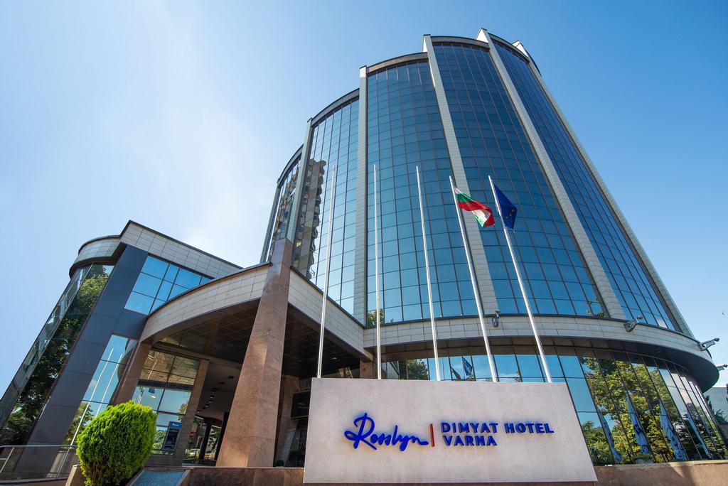 Rosslyn Dimyat Hotel Varna, Varna