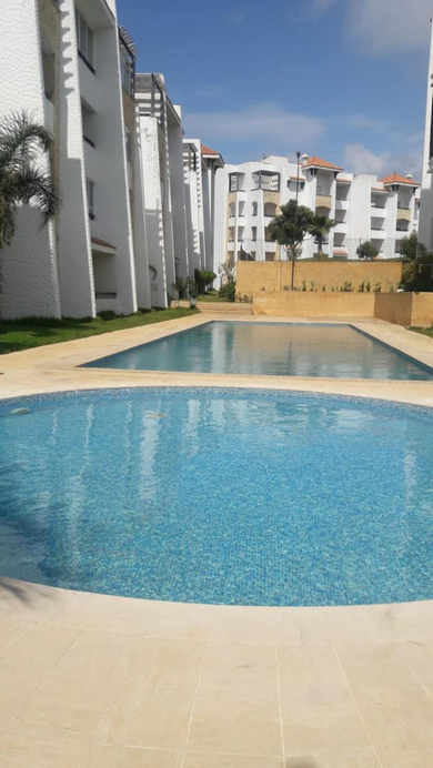 Apartment With one Bedroom in Asilah, With Shared Pool and Balcony, Tanger-Assilah