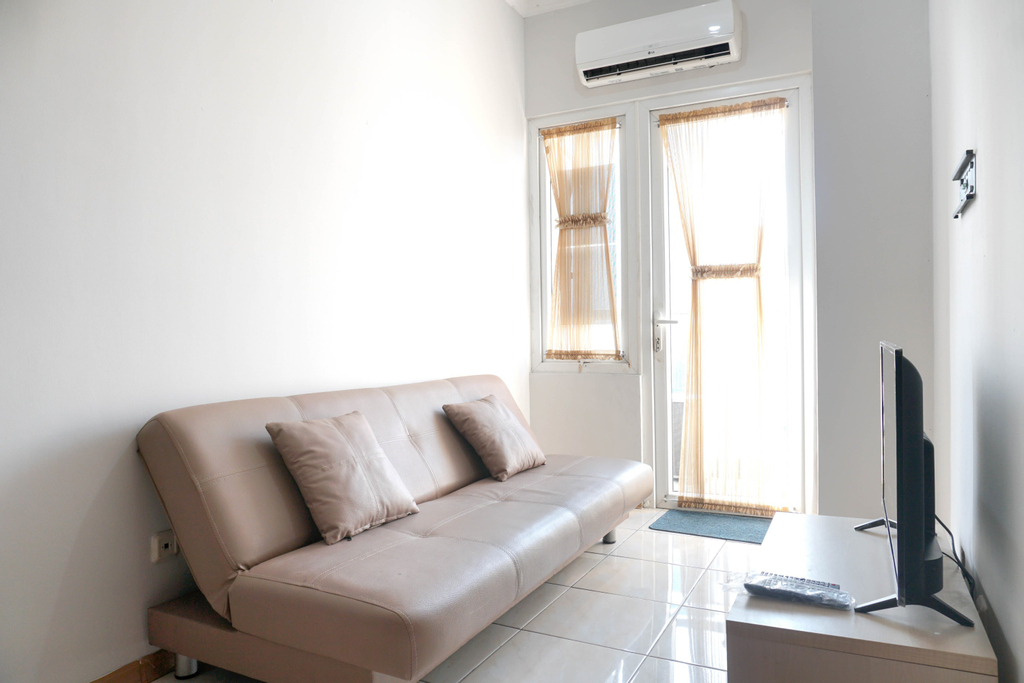 Simply 1BR Grand Palace Kemayoran Apartment By Travelio, Jakarta Pusat