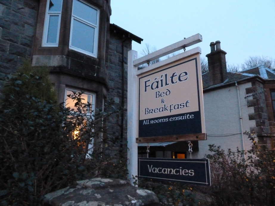 Failte Bed and Breakfast, Argyll and Bute