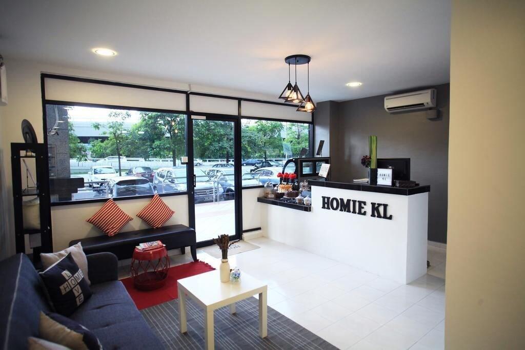 Homie KL - Hostel, Kuala Lumpur