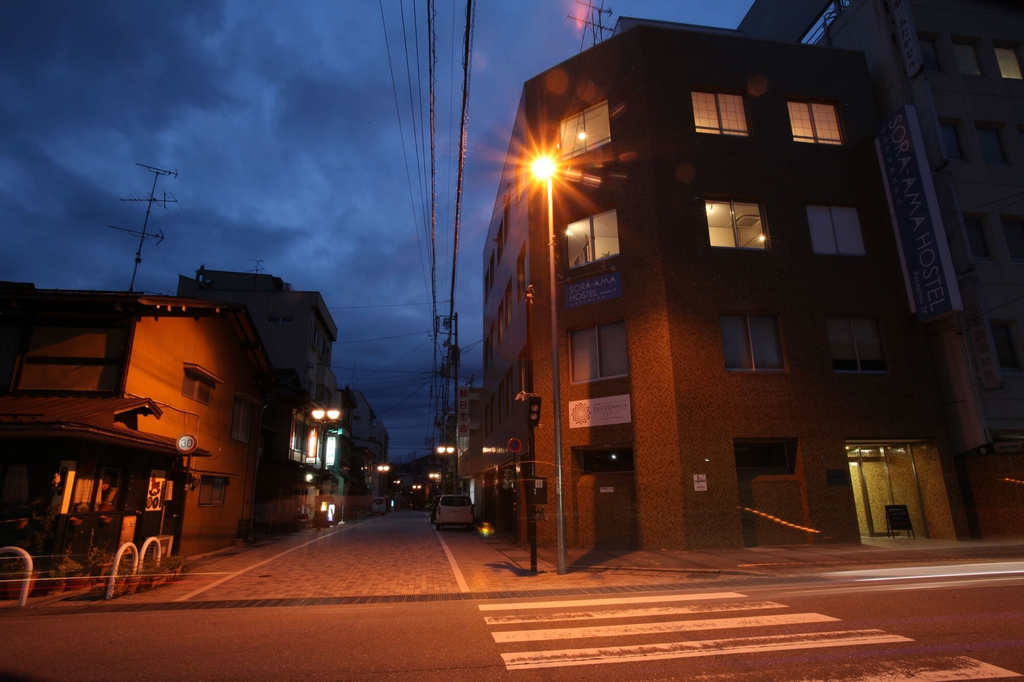 SORA-AMA HOSTEL, Takayama