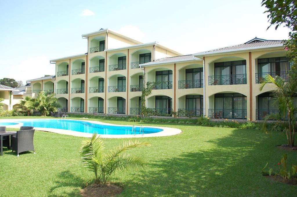 Gorillas Volcanoes Hotel, Musanze