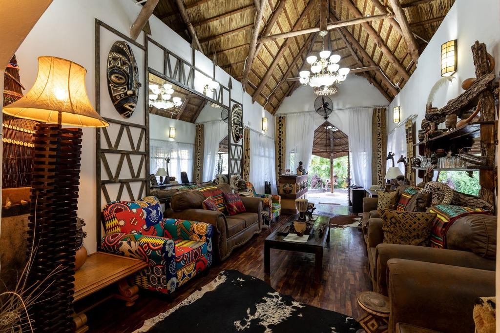 Ngoma Zanga Lodge, Livingstone
