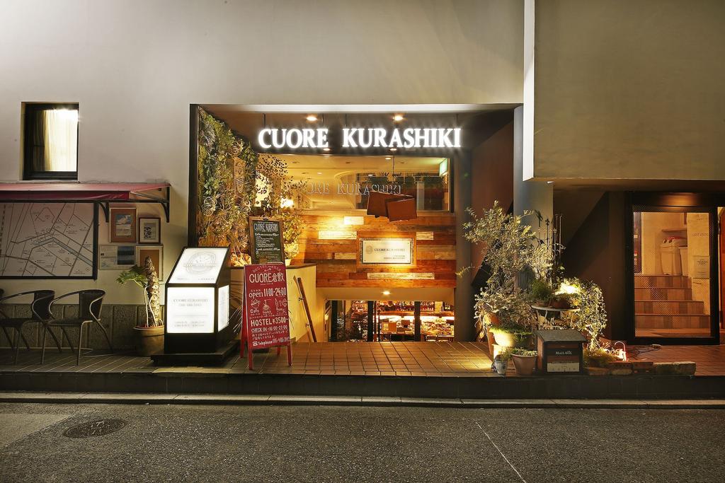 Hostel & Bar CUORE KURASHIKI, Kurashiki
