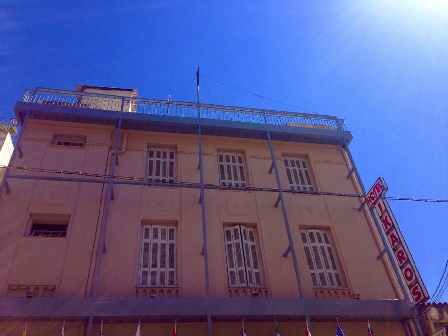 Ikaros Hotel, Attica