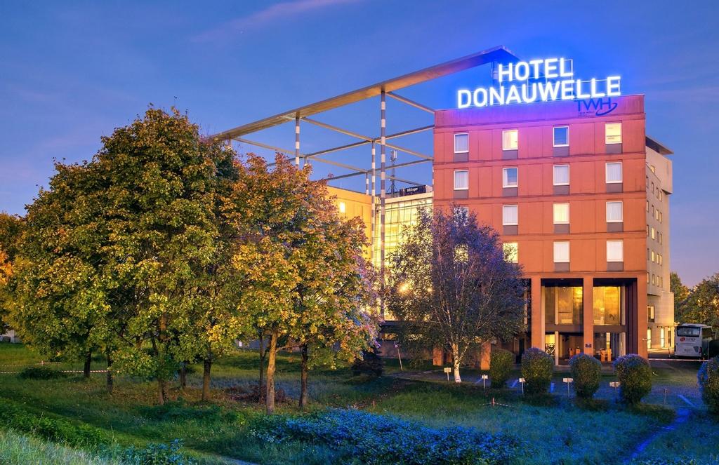 Trans World Hotel Donauwelle, Linz