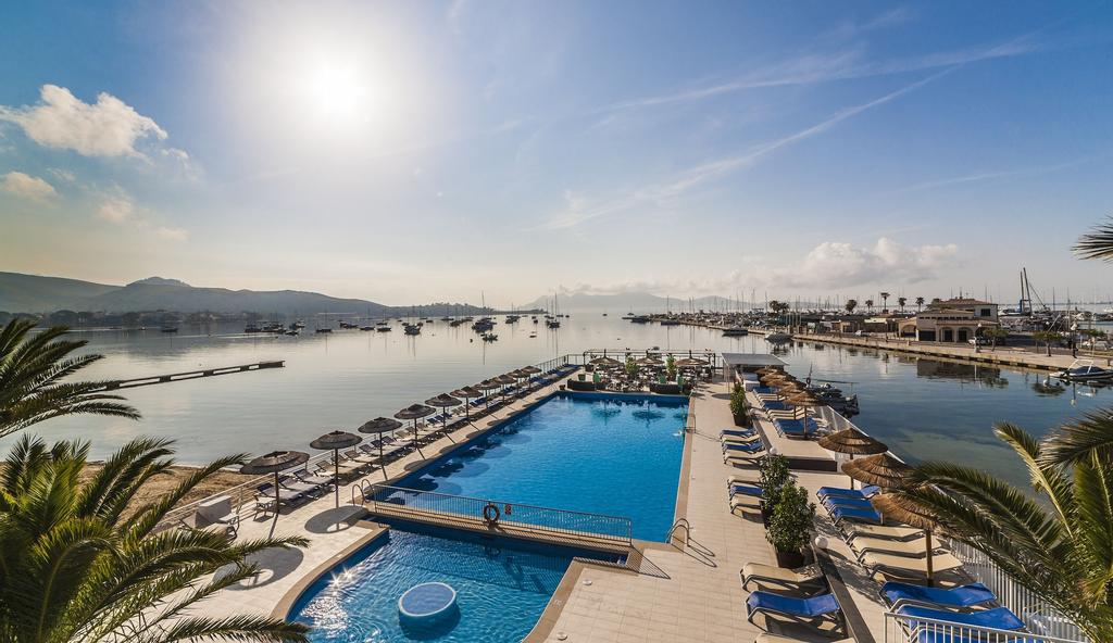 Hoposa Apartamentos Daina, Puerto Pollensa, Baleares