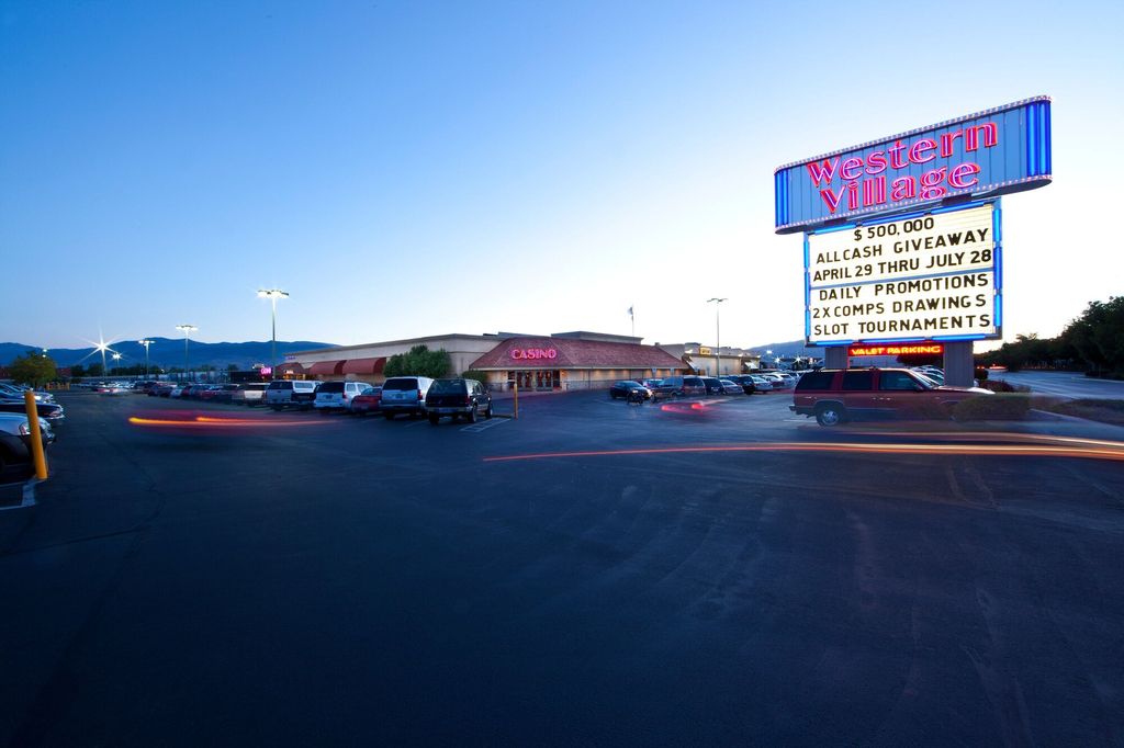 Western Village Inn & Casino, Washoe