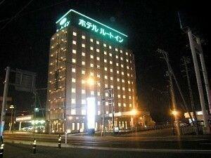 Hotel Route-Inn Sendai-Tagajo, Tagajō