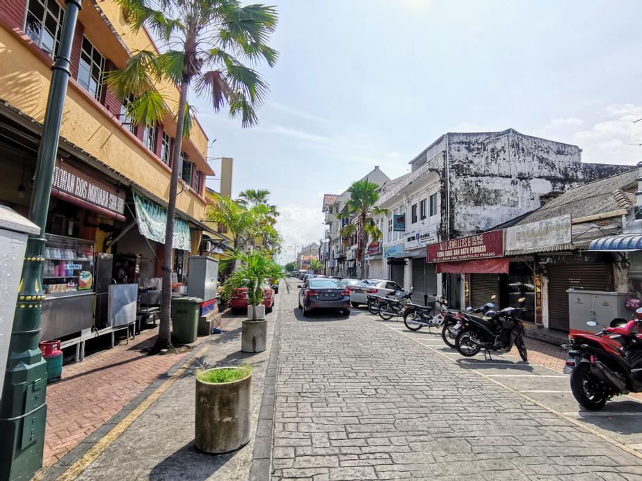 Ros Heritage Motel, Pulau Penang