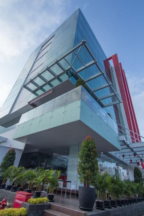 Redstar Hotel, West Jakarta