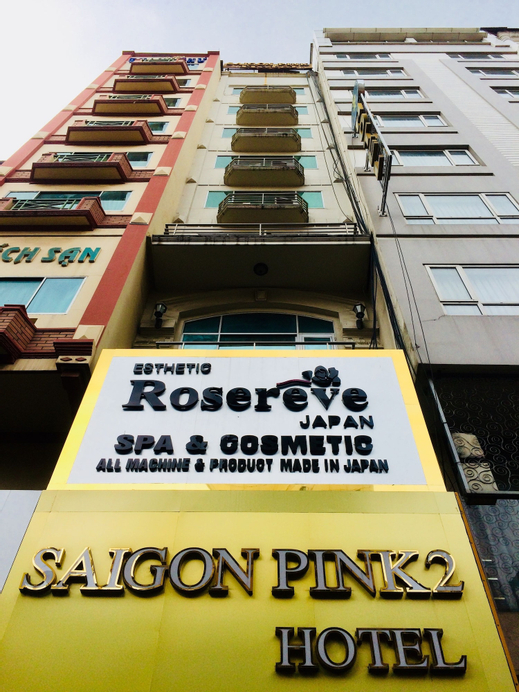 Saigon Pink 2 Hotel, Quận 1
