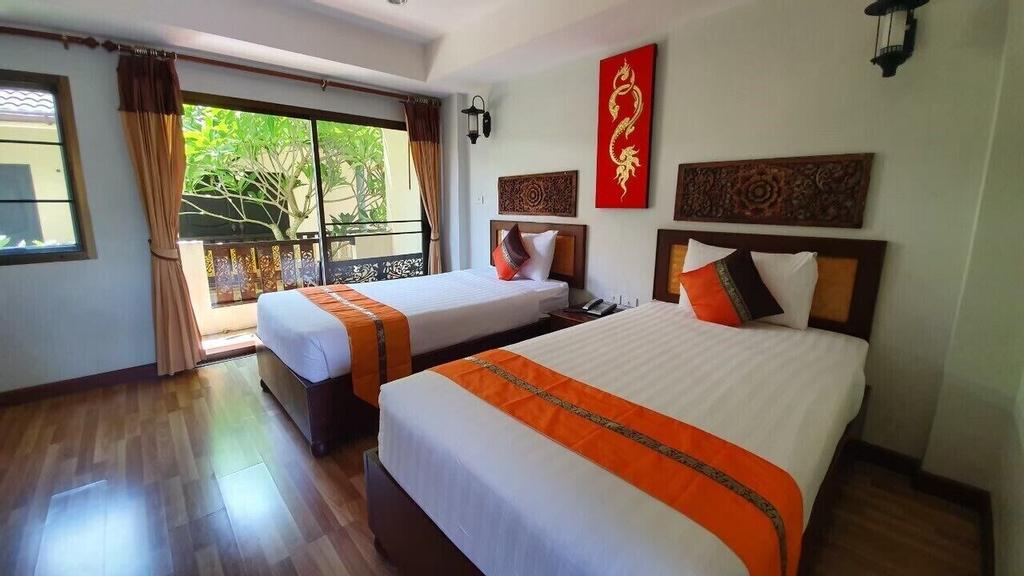 Luckswan Resort, Muang Chiang Rai