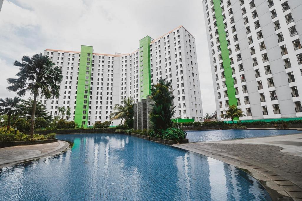 Makaci Green Lake View Apartemen, South Tangerang